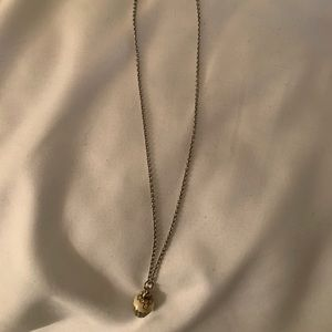 Jewelry - Cupcake charm short necklace